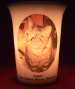 Mourninglight™ memorial candle