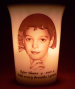 mourninglight memorial candle